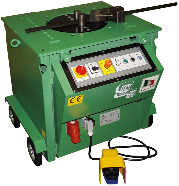 rebar bending machine for high performances.